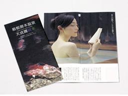 天成園読本(パンフレット)